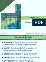 Chapter 10 Organizational Behavior ( Dr. Ahmed Abdel Hady)