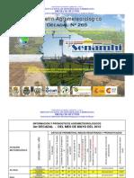 3er Decadal Nro. 265-Mayo 2012-Eco Regiones Del Norte Del Dpto. de La Paz, Pando y Beni