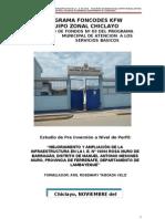 Perfil Manuel Mesones Muro