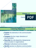 Chapter 13 Organizational Behavior ( Dr. Ahmed Abdel Hady)