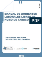 Manual Ambientes Laborales Libres Humo