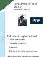 La Cultura Inmaterial de la Organización