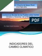 Cambio Climático 1
