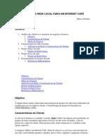 Projeto de Rede ( Estudo de Caso )