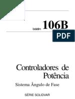 Manual MYKRON Controlador de Potência Ângulo de Fase V1P