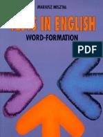 Misztal Mariusz - Tests in English - Word-Formation