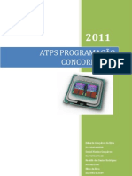 ATPS programação concorrente - PDF