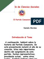 Disertación de Ciencias Sociales