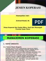 Manajemen Kop