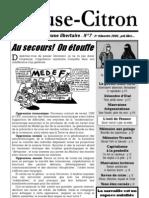 Creuse-Citron N°07