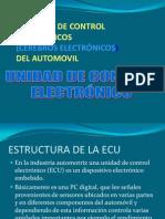 Estructura Ecu
