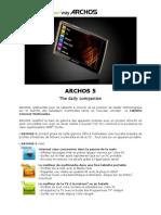 Archos5 Fr