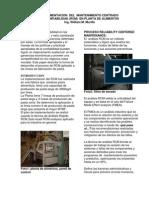 4.13 RCM Implementacion Mantenimiento Centrado en Confiabilidad Planta Alimentos