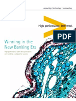 Accenture Winning in New Banking Era
