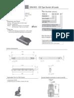 DIN41612 - IDC Type Socket, 96 Leads