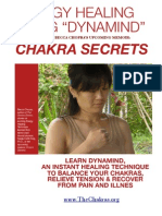 Dynamind Preview From Chakra Secrets