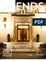 Market TRENDS Luxury Miami&Fort Lauderdale mid year 2011