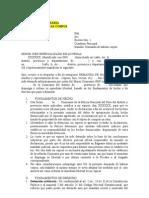 Detenciones Arbitrarias - Pedido Habeas Corpus