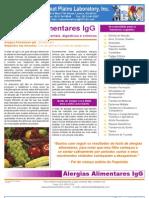 Paper GPL - Alergias Alimentares IgG Para transtornos comportamentais, digestivos e crônicos
