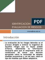 Identificación y evaluación de riesgos 1
