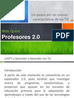 Profesores 2.0