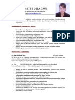 Rosette D. Ibanez CV