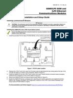 Honeywell Gsmvlp5 Honeywell Ilp5 Install Guide
