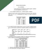 Ejercicios Cinética Enzimática