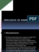 Neoclasicisco Sudamerica