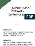 k2 Hukum Perjanjian(2007)