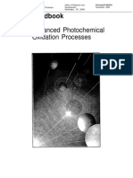 EPA Advanced Photochemical Oxidation