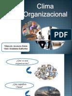 clima organizacional