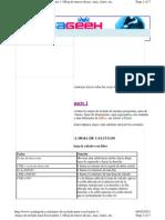 Teclas Rapidas de Excel