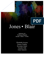 Jones Blair Case