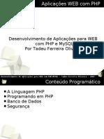 Aulas PHP com Mysql
