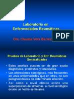 Semiología Reumatológica - Laboratorio