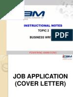 nysf application letter