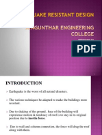 Earth Quake Resistance Structures/Buildings-B.E Civil Engineering PPT/ www.educationalupdates.com