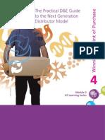 Next Gen Distributor Management Model Jan 2007