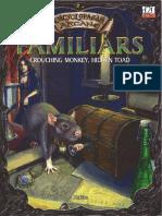 Encyclopaedia Arcane Familiars by Azamor