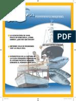 Publicación del boletín COFA Convivencia Pesquera correspondiente al mes de Agosto del año 2011