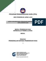 PKU3101 Pengenalan Kepada Pendidikan Khas