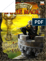 Encyclopedia Arcane Battle Magic by Azamor