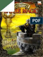 Encyclopedia Arcane Battle Magic by Azamor