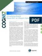 Virtualizing Oracle