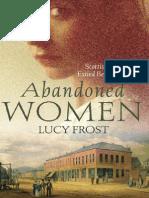 Abandoned Women (excerpt)