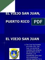 El Viejo San Juan,