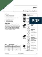 BAT30 Diode
