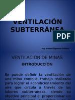 Ventilacion en Mineria Subterranea