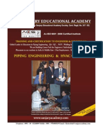 Pg Diploma in Piping Design